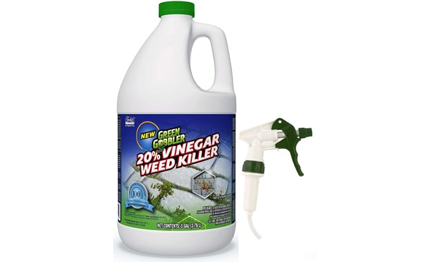 Green Gobbler Vinegar Weed and Grass Killer-Best Natural