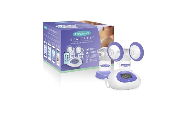 Lansinoh Double Electric Breast Pump Bluetooth