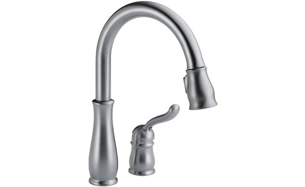 Delta Faucet Leland Single-Handle Kitchen Faucet