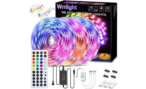 EJ's 98.4 Feet LED Ultra-Long Strip Light