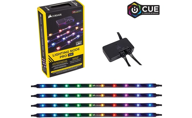 Corsair iCUE Multicolored Node PRO Strip Light