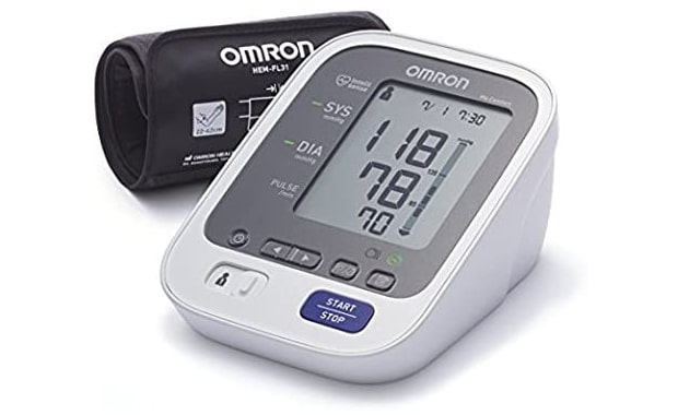 Omron M6E wrap cuff Blood Pressure Monitor