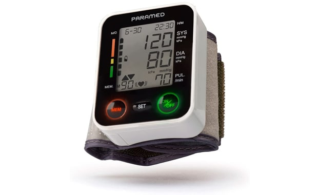 Paramed Wrist Automatic Blood Pressure Monitor