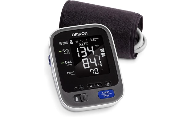Omron 10 Upper Arm Wireless Blood Pressure Monitor