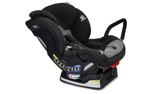 Britax Boulevard Anti-Rebound ClickTight Car Booster Seat