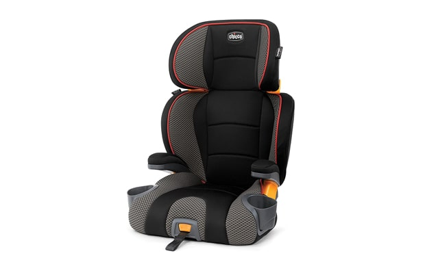 Chicco KidFit Belt-Positioning 2-in-1 Car Booster Seat