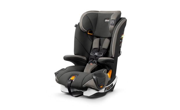 Chicco Harness + Canyon MyFit Car Booster Seat