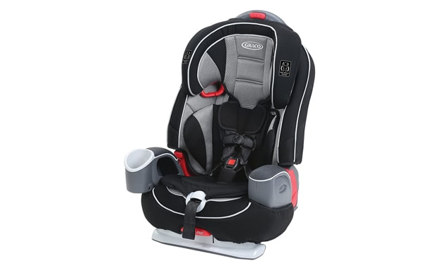 Graco LX Nautilus 65 3-in-1 Harness Car Booster Seat