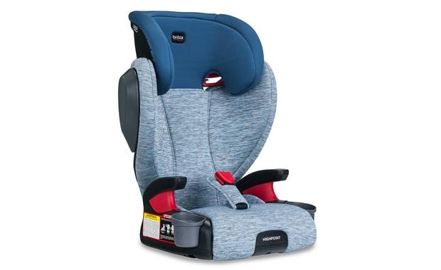 Britax Belt-Positioning Highpoint Booster Car Seat