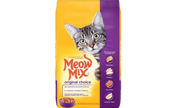 Meow Mix-Original Dry Cat Food