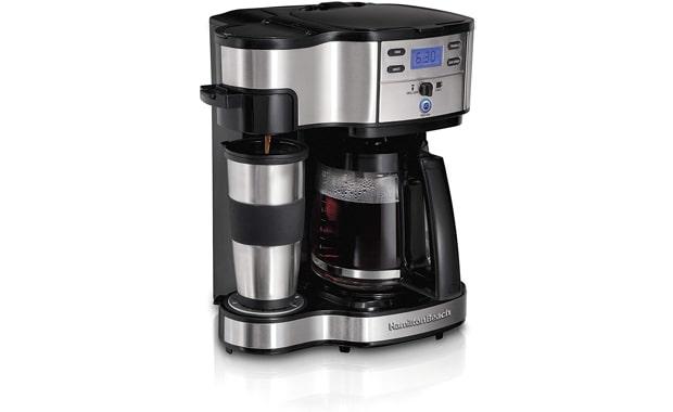 Hamilton Beach 49980A 2-Way Coffee Maker