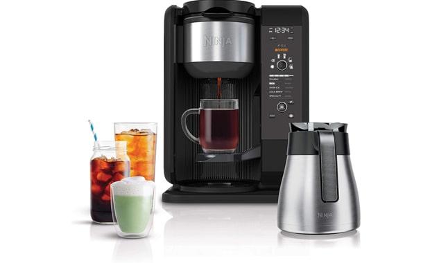 Ninja Auto-iQ Hot & Cold Tea & Coffee Maker