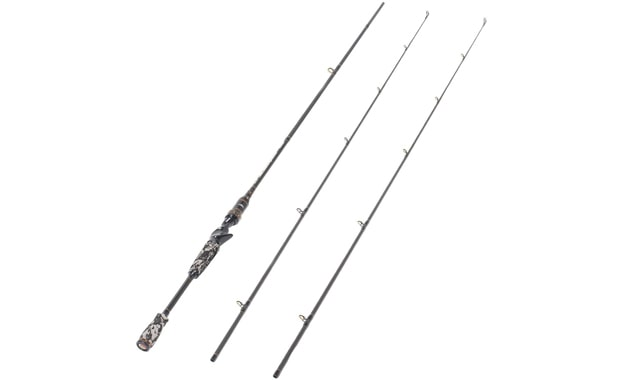 Entsport Carbon Fiber E-Series Fishing Rod