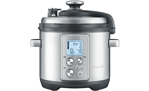 Breville Slow Fast BPR700BSS Pro Multi-Functional Pressure Cooker