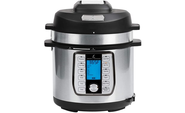 Emeril Everyday Pressure Cooker