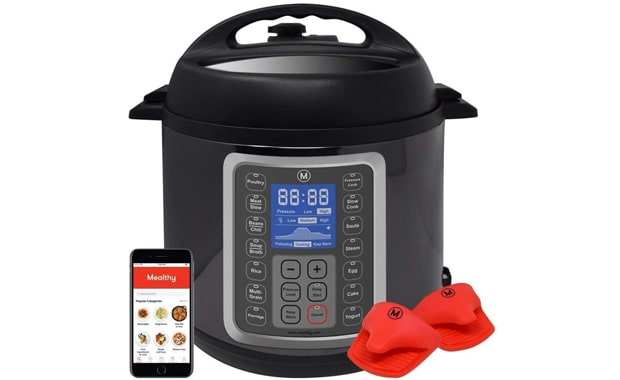 Mealthy 9-in-1 Multi-Pot Pressure Cooker