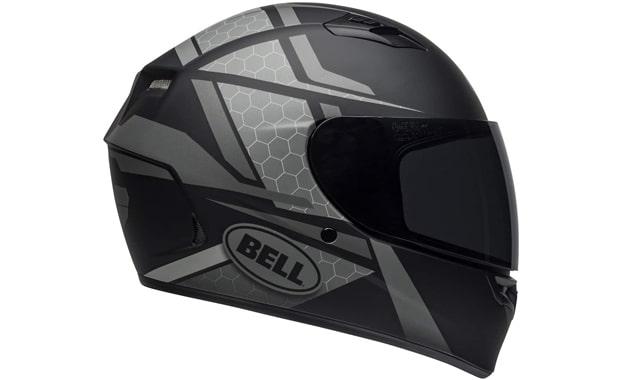 Bell Qualifier Black Full-Face Large Motorcycle Helmet