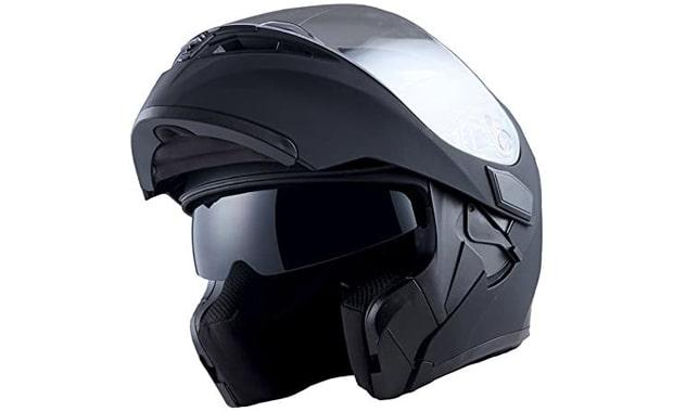 1Storm HB89 Full Face Flip up Modular Motorcycle Helmet