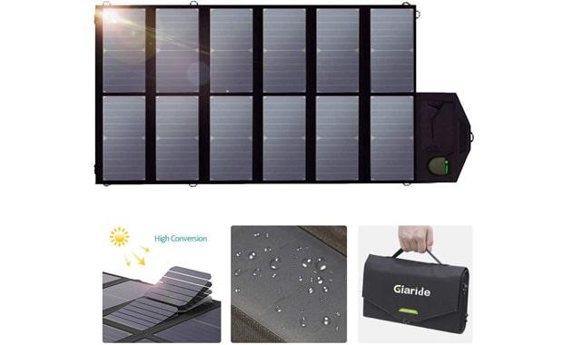 GIARIDE Sunpower Foldable Solar Panel