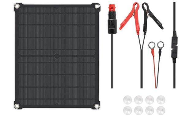 Renogy 16-Watt Portable PET Laminated Solar Panel