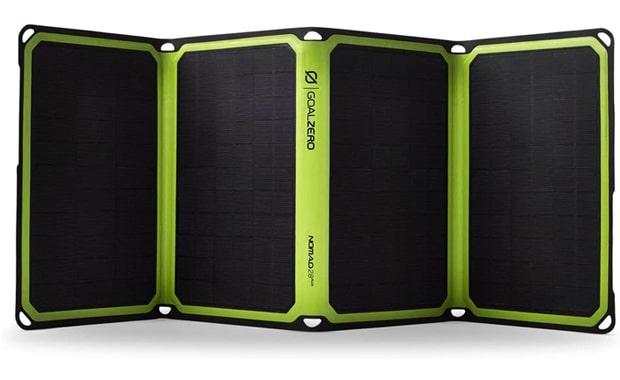 Goal Zero Plus Nomad 28 Solar Panel