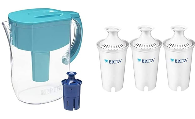 Brita Everyday Long-lasting Pitcher Water Filter