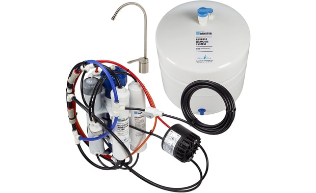 Home Master Hydroperfection Loaded TMHP-L Undersink RO Water Filter