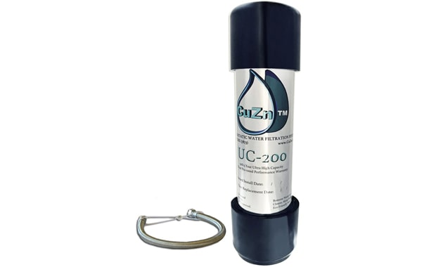 CuZn Under Counter UC-200 Water Filter