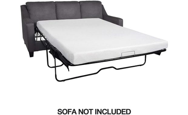 """Milliard Memory Foam 4.5"""" Replacement Sofa Bed"""