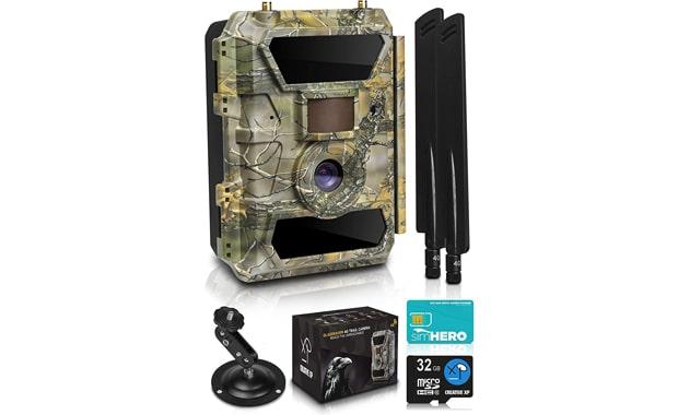 CREATIVE XP Cellular LTE 4G Wi-Fi Trail Camera