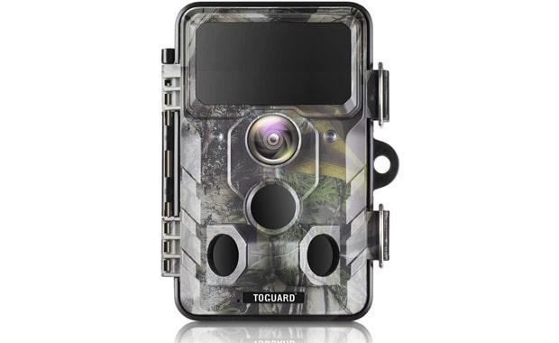 TOGUARD Upgraded 1296P 20MP Bluetooth Wi-Fi Trail Camera