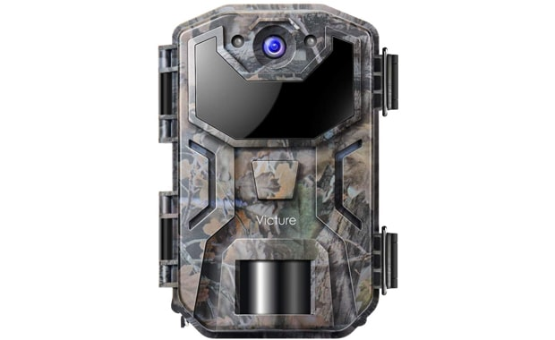 Victure 1080P 20MP Night Vision Full HD Waterproof Trail Camera