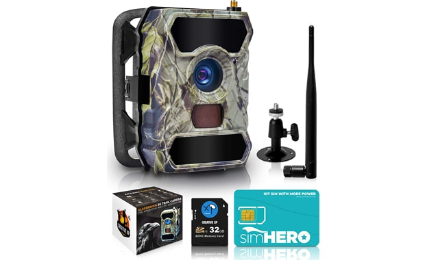 CREATIVE XP Cellular 3G Full HD Trail Camera