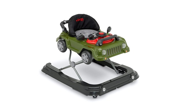 Jeep Classic-Wrangler 3-in-1 Grow With Me Baby Walker