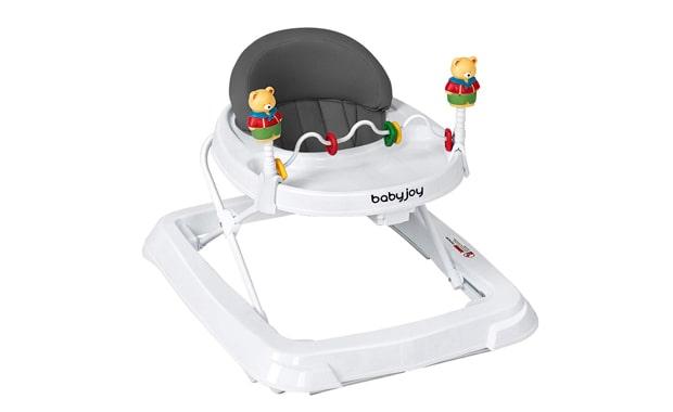 BABY JOY-Baby Walker-Foldable Activity Walker Helper