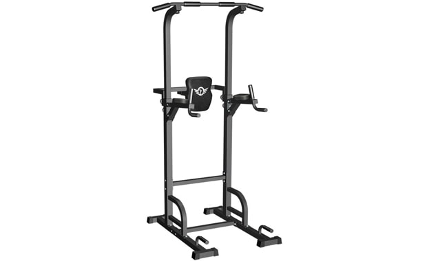Sportsroyals Dip Station Power Tower Home Gym