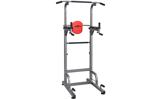RELIFE REBUILD-YOUR-LIFE-Power Dip Station Home Gym