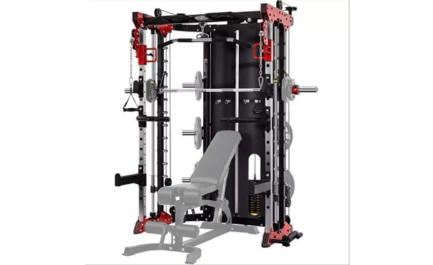 Commercial Smith Machine Home Gym
