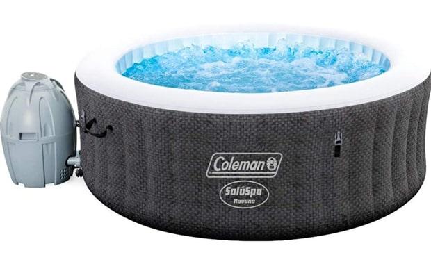 Coleman-Saluspa Havana AirJet Inflatable Whirlpool Bathtub