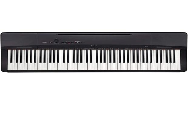 Casio Privia 88-Key PX-160BK Full Sized Digital Piano