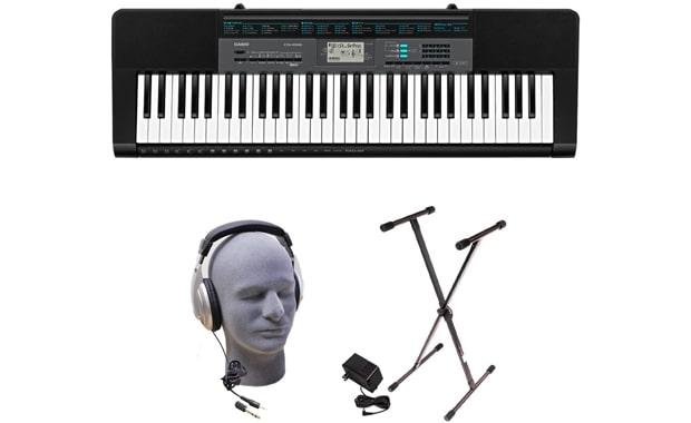Casio 61-Key CTK-2550PPK Premium Keyboard Piano