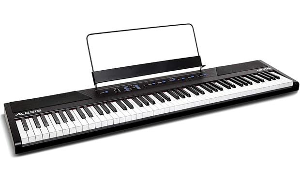 Alesis Recital Beginners' 88 Key Keyboard Digital Piano