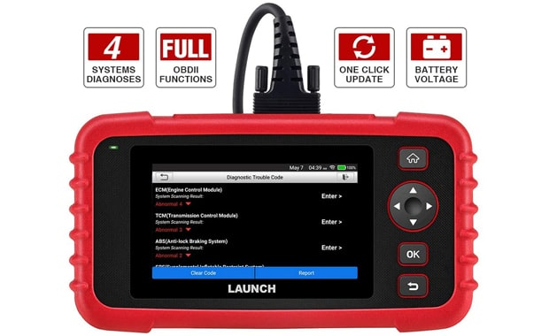 LAUNCH OBD2 CRP123X Scanner Code Reader