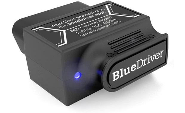 BlueDriver OBDII Bluetooth Pro Scan Tool