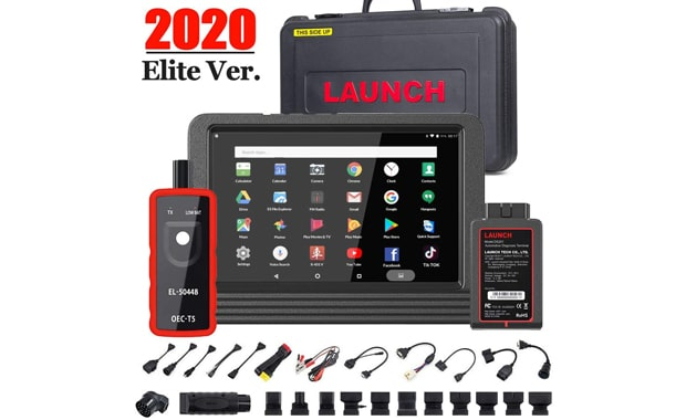 LAUNCH V PRO X431 Bi-Directional Full System Scan Tool