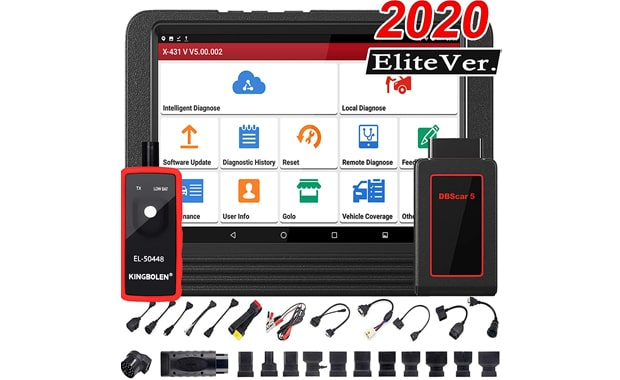 LAUNCH V PRO X431 (Similar to V+ X43) OBD2 Scan Tool