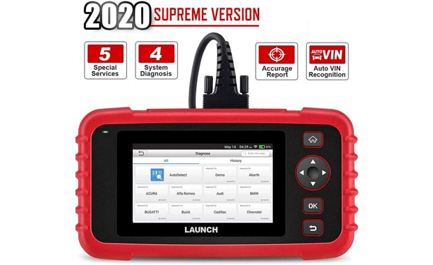 LAUNCH CRP129X Scan OBD2 Tool Scanner