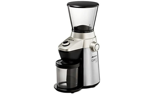 Ariete Electric Heavy-Duty Professional Conical Burr Coffee Grinder