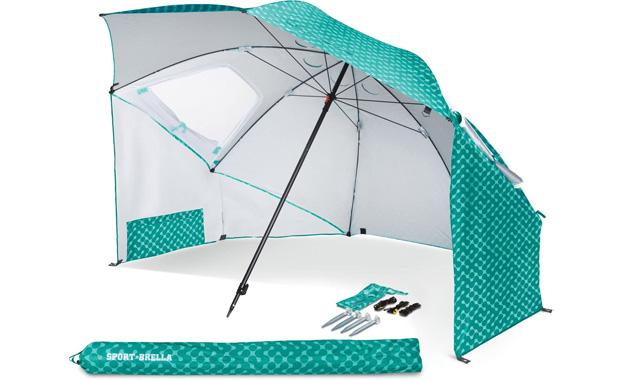 Sport-Brella SPF50+ Vented 8-Foot Canopy Umbrella