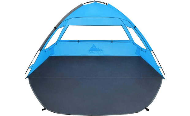 NXONE Sun Shade Beach Tent with UV Safety